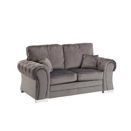 Newburgh 2 Seater Sofa - Dark Grey