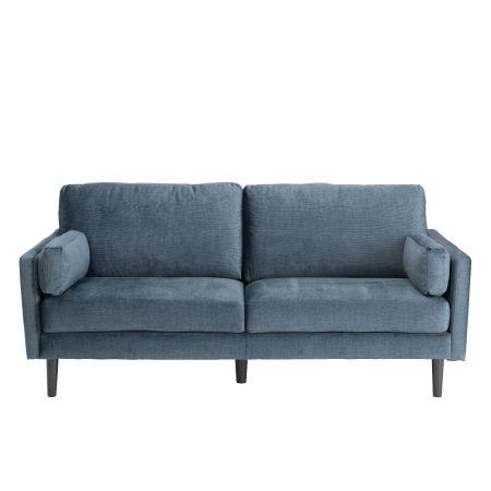 Teddy 3 Seater Sofa - Teal