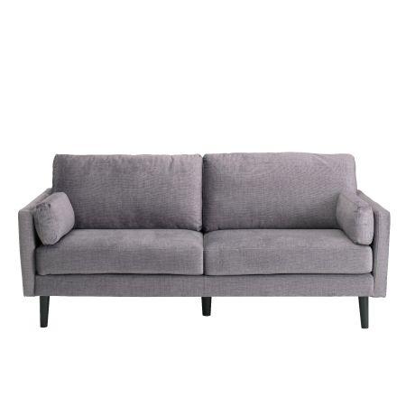 Teddy 3 Seater Sofa - Slate Grey