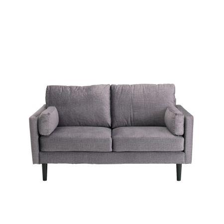 Teddy 2 Seater Sofa - Slate Grey