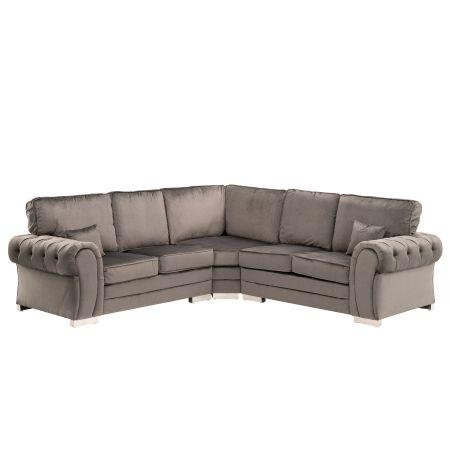 Newburgh Corner Sofa - Dark Grey