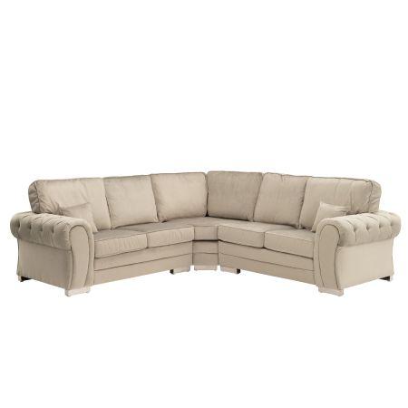 Newburgh Corner Sofa - Light Grey