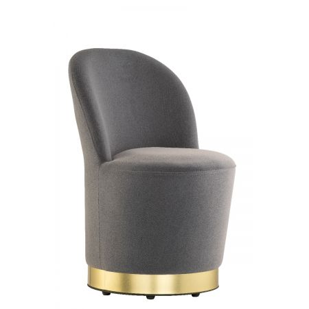 Audrey Cocktail Chair-Navy