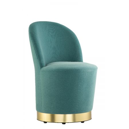Audrey Cocktail Chair-Teal