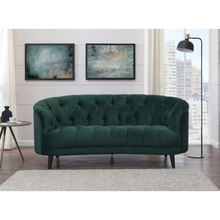 Seattle Love Seat Green