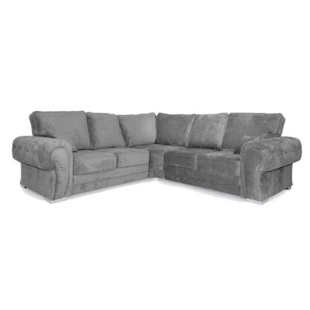 Newburgh Corner Sofa - Dark Grey