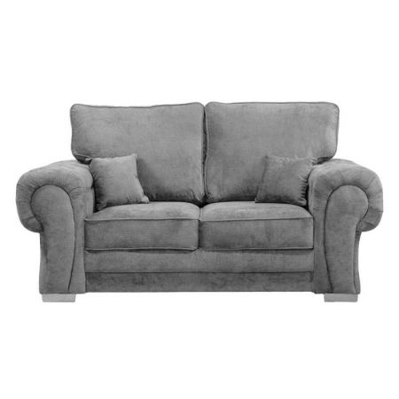 Newburgh 2 Seater Sofa - Dark Grey