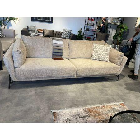 Hilton 3 Seater Sofa - Light Grey *PRICE TBC