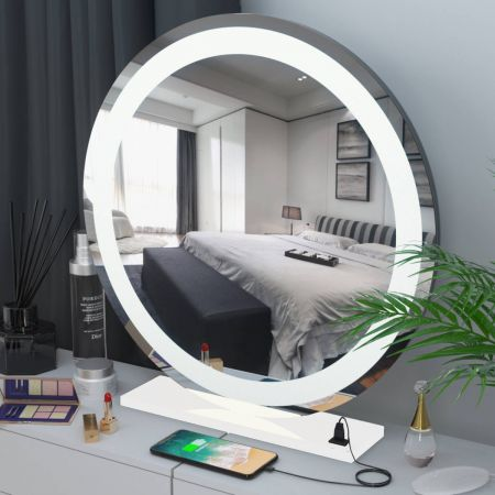 Hollywood Ring Mirror