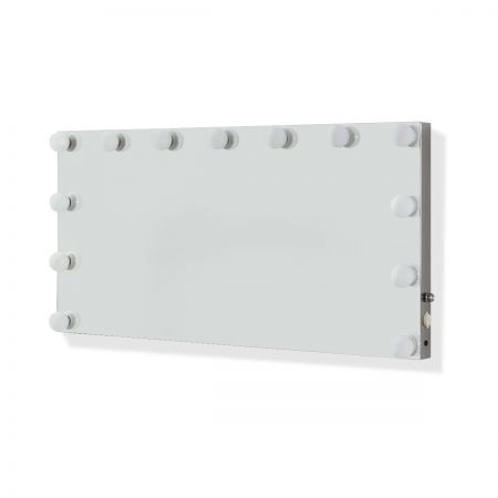 Tabletop Hollywood Mirror-Glass
