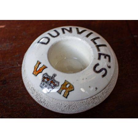 Original Dunville's Ashtray