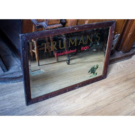Trumans pub mirror