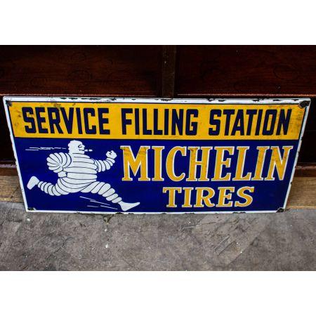Michelin tires enamel