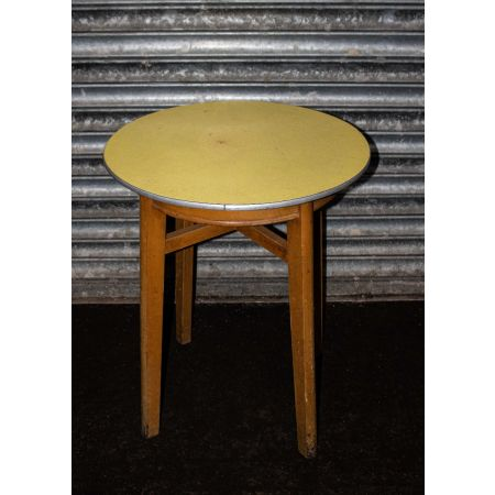 Yellow top lounge table