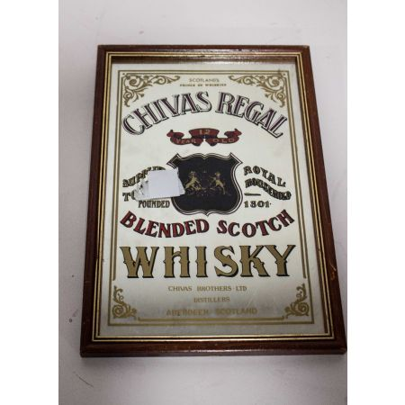 Chivas Regal Whisky pub mirror