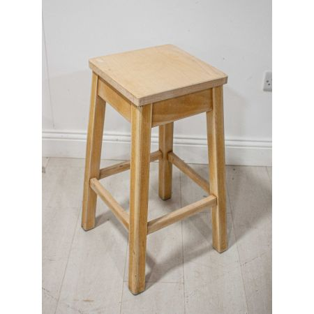 Pine high stools
