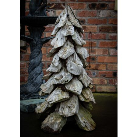 Small drift wood tree