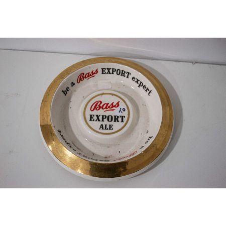 Bass Export Ale ashtray