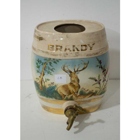 Ceramic Brandy dispenser