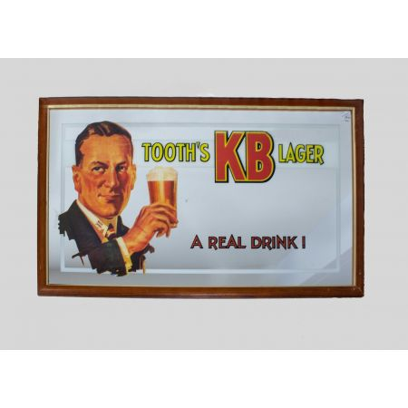 Tooth's KB lager long mirror