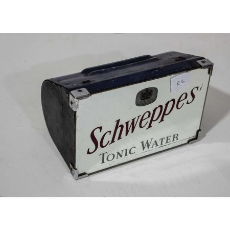 Schweppes advertising light