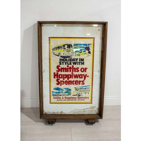 Smiths & Happiway- Spencers vintage advert