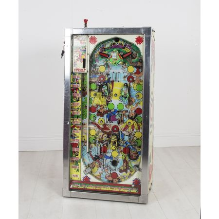 Jumaci Pinball Game VP9 Machine