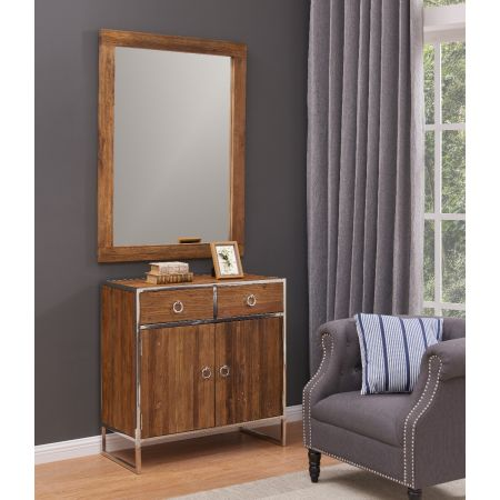Malmo 2/2 Chest & Mirror
