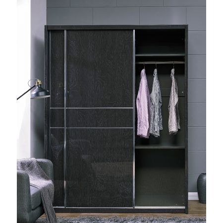 Emilia 2 Door Sliding Wardrobe