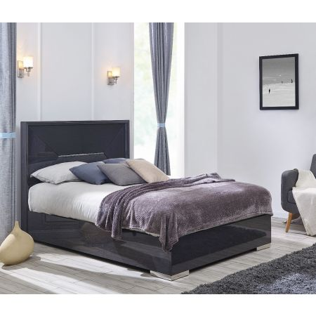 Emilia 6ft King Bed
