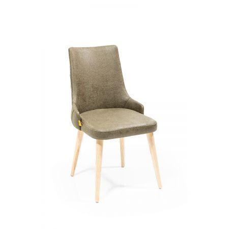 City Chair - Grey Velvet  (Set of 2) *PRICE TBC