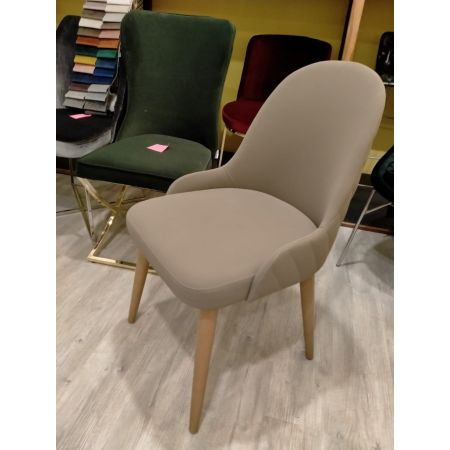 Dolce Chair - Taupe  *PRICE TBC