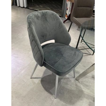 Mia Dining Chair - Grey
