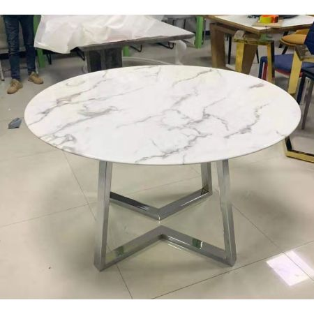 Storm Round Dining Table