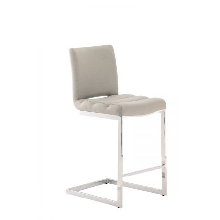 Storm Breakfast Bar Stool-Grey