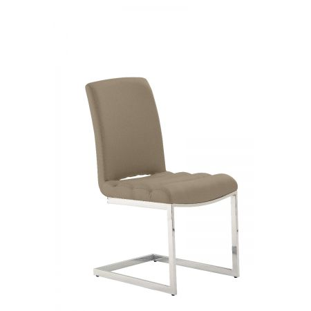 Storm Dining Chair-Taupe