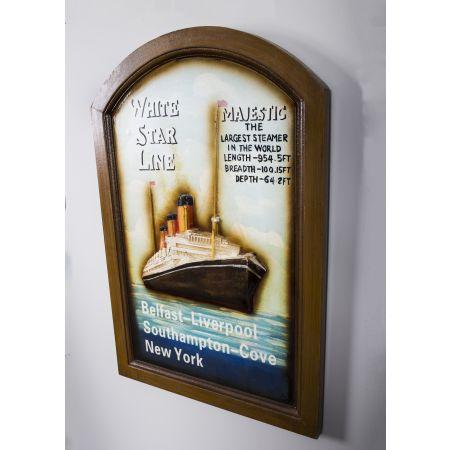 Titanic Belfast-New York