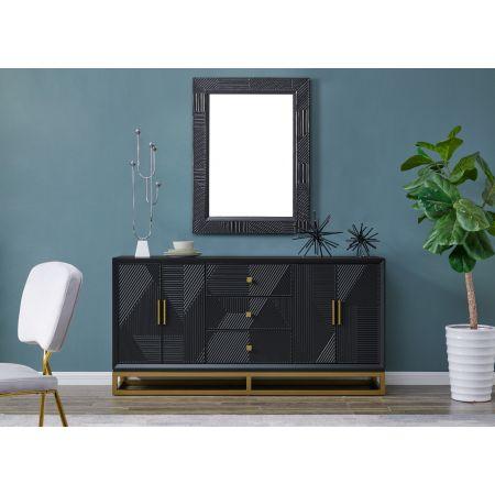 Orlando Sideboard & Mirror