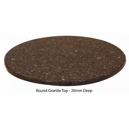 Round Granite Top
