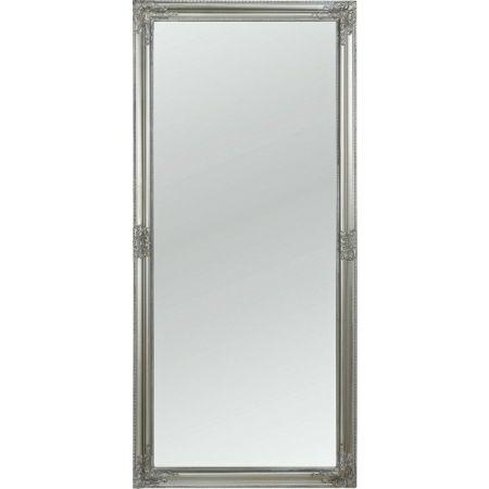 Charlotte Leaner Mirror- Antique Silver 72x160cm (Set of 2)