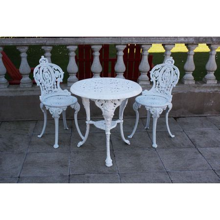 Girls Head Bistro Set