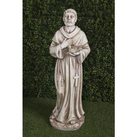 St Francis of Assisi Holy Statue