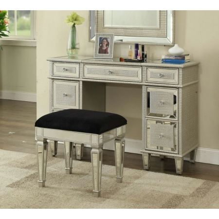 Sofia Dressing Table & Stool Set
