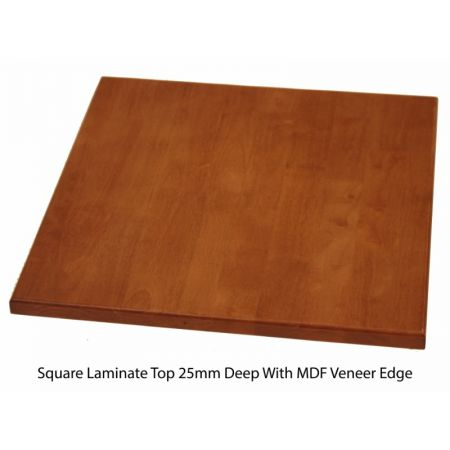 Square Laminate Top