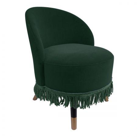 Margo Cocktail Chair - Green