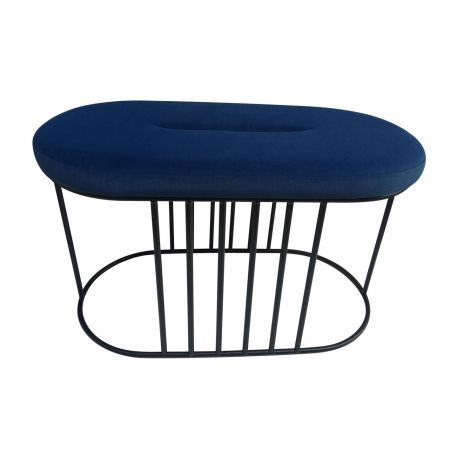 Turin Bench - Blue