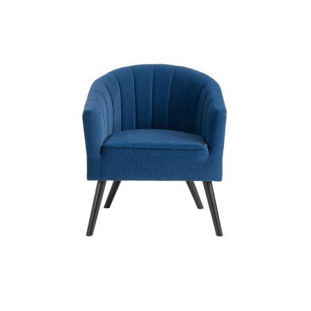 Arlo Tub Chair - Blue