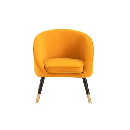 Oakley Tub Chair-Mustard