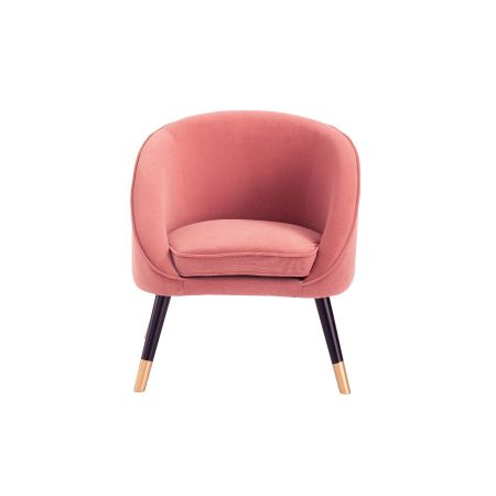 Oakley Tub Chair-Pink