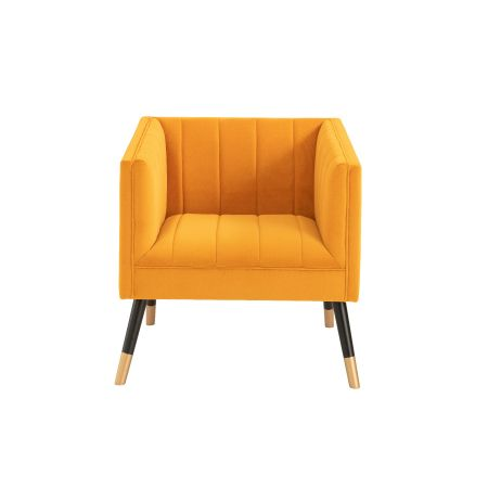 Jackson Tub Chair-Mustard